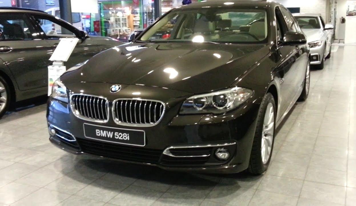 2015 BMW 550i Review