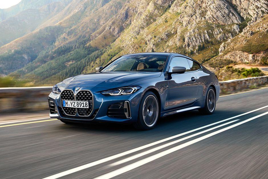 BMW 4 series vs 3 series