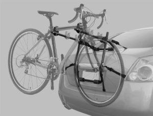 Trunk Mount 3 Bike Carri