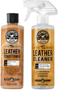 Leather Cleaner and Leather Conditioner Kit