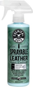 Leather Cleaner and Conditioner in One