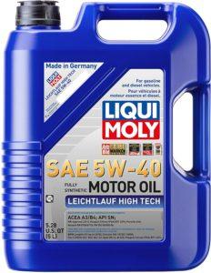 5W-40 Engine Oil