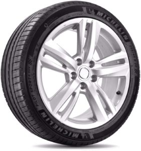 tire for for high-performance driving