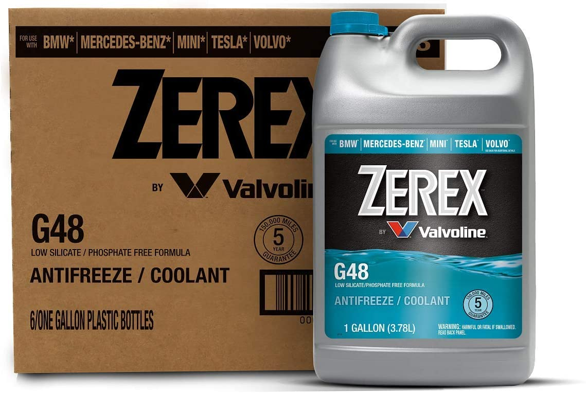 Best coolant for BMW in 2021
