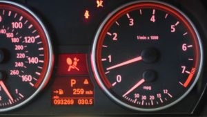 reset BMW airbag light without tool