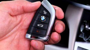 How to program BMW key fob