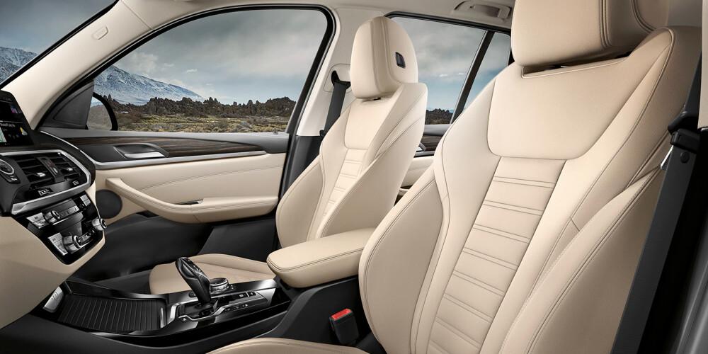 BMW Sensatec vs leather
