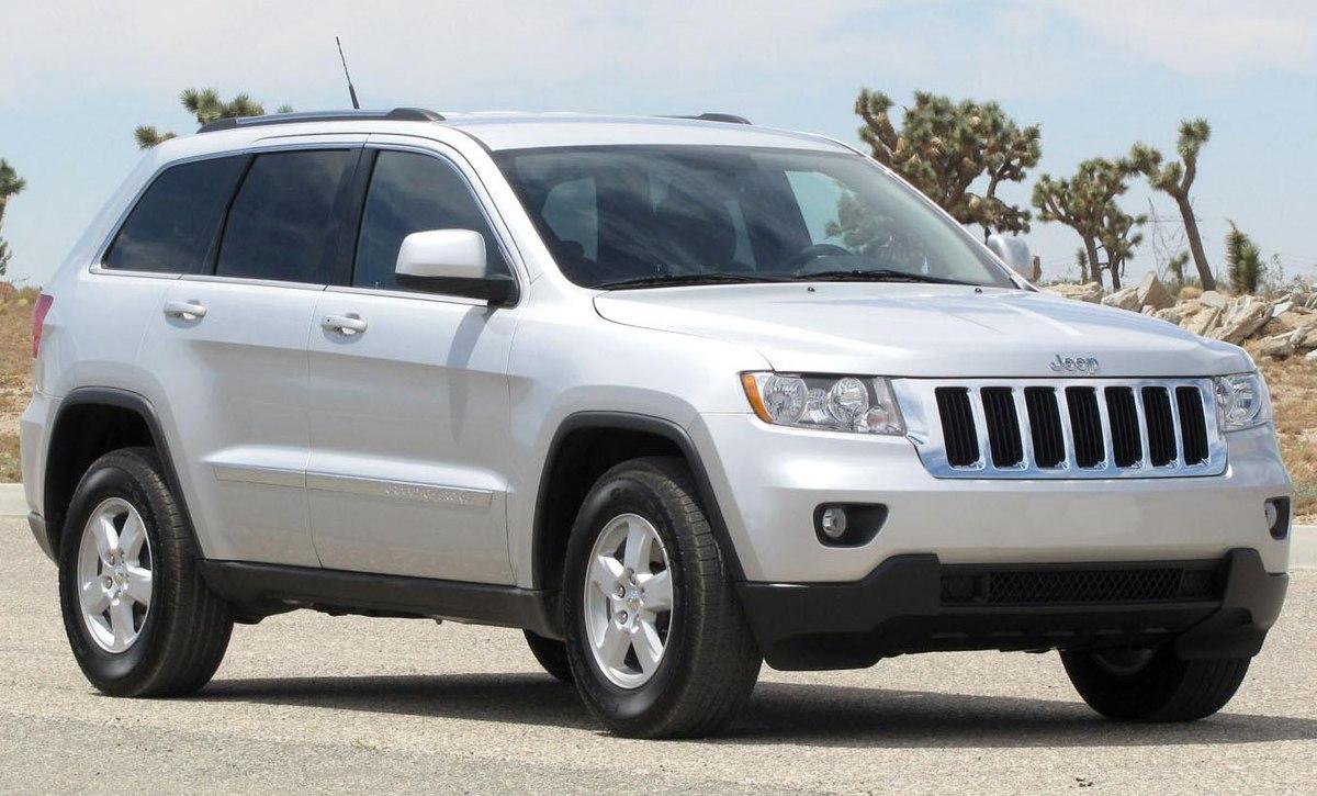 Jeep grand Cherokee vs. BMW x5